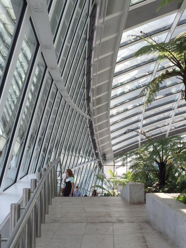 Sky Garden structure
